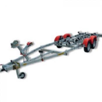Remorque pour Bateaux moteurs MTX725