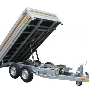 Tribenne Hydrauliques PBH2502F